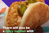 Taco Bell tests Crispy Chicken Sandwich Taco in Nashville and Charlotte before national debut