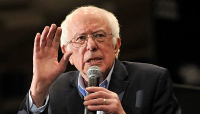 Lots of people agree that Politico's drawing of Bernie Sanders looks way more like Chevy Chase