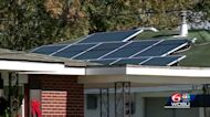 Solar panel policy changes