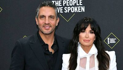 Here's Why Kyle Richards' Husband Might Not Be Able to Handle Her New Movie Halloween Kills