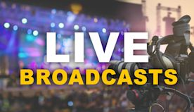 Schedule of Upcoming and Current Free Live Stream Broadcasts | Playbill