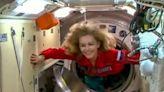 「挑戰」12天,首個太空電影攝製組返回地球
