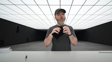 科技YouTuber開箱 iPhone 13 Pro Max 精美外型搶先曝光
