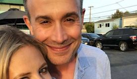 Sarah Michelle Gellar Shares a Glorious Shirtless Pic of Freddie Prinze Jr. for His Birthday