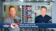 Matt 'Money' Smith: Two things keeping Chiefs at No. 2 in power rankings after draft
