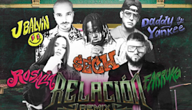 Sech Teams Up With J Balvin, Daddy Yankee, Rosalía & More For Magnetic 'Relación' Remix