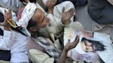 Pakistan PM says US 'martyred' Osama bin Laden