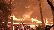'Gender reveal party' sparked California wildfire