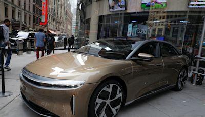 大行讚電動車Lucid:「Tesla與法拉利合體」