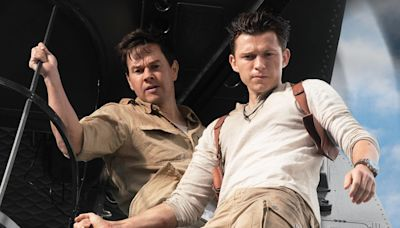 Tom Holland and Mark Wahlberg embark on rip-roaring treasure hunt in first Uncharted trailer