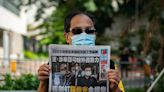 Hong Kong police arrest 1, detain 2 ex-Apple Daily journalists weeks after paper folds