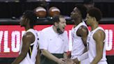 No. 2 Baylor shakes off rust, outlasts Iowa State 77-72