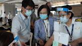 陳肇始視察機場防疫措施 強調必須嚴謹外防輸入