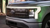 Ford says reservations for F-150 Lightning electric pickup top 120,000