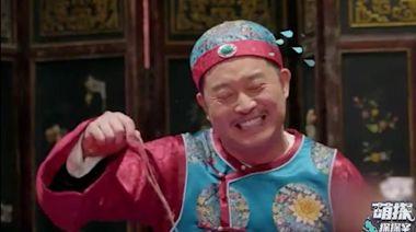 楊迪質疑沙溢演技,穿上戲服還是「綜藝咖」,軍藝校草成「笑吵」
