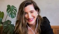 Kathryn Hahn Reacts to Beating Justin Bieber on the iTunes Charts with Agatha All Along