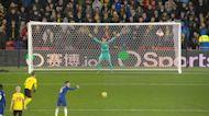 Deulofeu's penalty gives Watford a lifeline