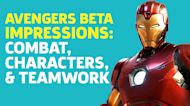 Avengers Beta Hands-On Impressions: Combat, Characters, And Teamwork