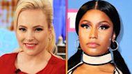 Nicki Minaj Claps Back at Meghan McCain and Joy Reid Over Vaccine Comments