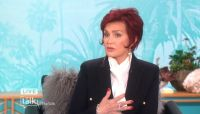 The Talk - Sharon Osbourne Reacts to Meghan Markle 'bullying' claims