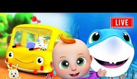 Educational Kids Songs 2020 & Nursery Rhymes for Babies - Children's Music