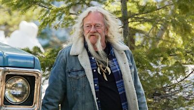 Alaskan Bush People 's Bear Brown Says He's 'Glad' Late Dad Billy Got to Meet His Grandson