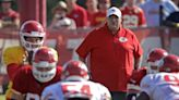Chiefs quarterback Patrick Mahomes will be a 'full go' at camp; Andy Reid says team 90% vaccinated