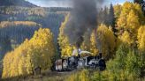 In Pictures: Scenic Views, Vintage Train