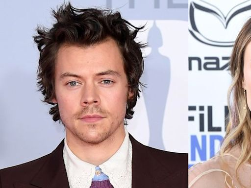 Olivia Wilde Was Spotted Driving Harry Styles' $87,000 Car Around Los Angeles