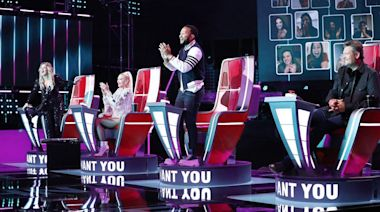 'The Voice' Season Premiere Dips But Tops Monday Ratings