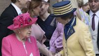 Queen Elizabeth had 'private birthday lunch' with Princess Anne