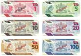 Trinidad and Tobago dollar