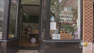 Local Pop Up Shop Wants Shoppers To Buy Early Due To Supply Chain Crisis