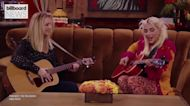 'Friends' Reunion: Lady Gaga Teams Up With Lisa Kudrow for 'Smelly Cat' Duet | Billboard News