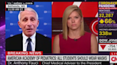 Fauci supports medical group's call to mask 3-year-olds and older in school: 'Reasonable thing to do'
