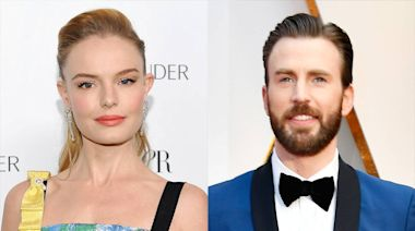 Kate Bosworth Shares the Ultimate '90s Throwback Photos With Chris Evans