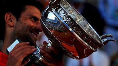 喬科維奇後來居上力克西西帕斯 法網奪冠再締紀錄