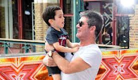 Simon Cowell shares sweet Father's Day letter from 6-year-old son Eric