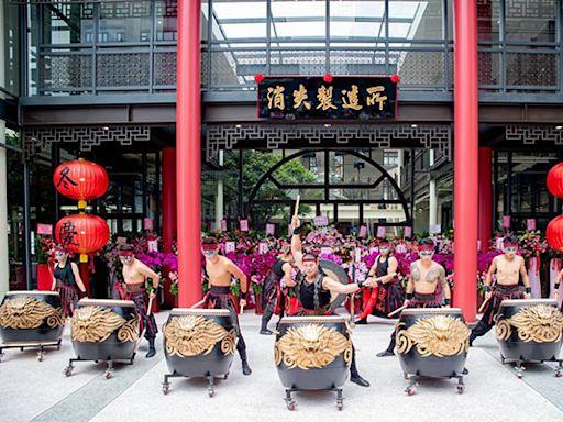 中國風復古建築新景點!課程美食藝術多元體驗