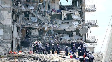 邁阿密大樓倒塌滿1個月…確認至少97人死亡 救難隊任務告終