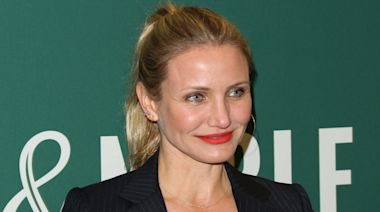 Cameron Diaz Talks About Her Choice to Become a Mom Later in Life