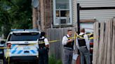 Weekend Chicago violence: 61 people shot, 10 of them fatally. Five killed from late Sunday afternoon into early Monday.