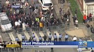 Members Of Philadelphia Black Clergy Take To Street Following Fatal Police Shooting Of Walter Wallace Jr.