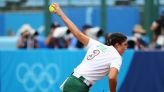 Olympics-Softball-Mexico to take on U.S. in clash of familiar foes - and fiancees