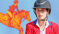Meet Bruce Springsteen's Equestrian Daughter Jessica, Who's Competing at the Olympics