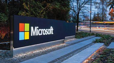 雲端計算強助攻!微軟成第二家「市值突破2兆美元」上市公司