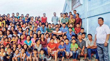 全球最大家庭父親逝世 遺逾百妻兒 - 20210616 - 國際