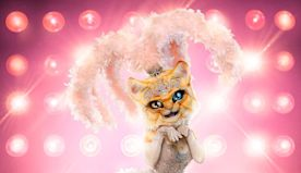 The Masked Singer : Kitty Gets Clawed Out of the Quarterfinals — Find Out Who the Feline Is
