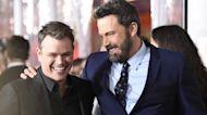 Matt Damon and Ben Affleck re-team for new film 'The Last Duel'