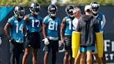 Way-Too-Early Depth Charts: Projecting the Jaguars' 2021 WR Lineup